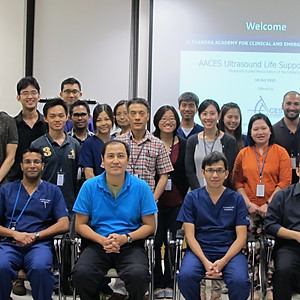 AACES Ultrasound Life Support Course