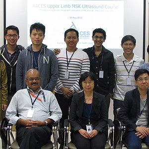 AACES Upper Limb MSK US Course