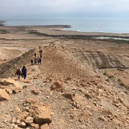 ים המלח סנפלינג בנחל טור