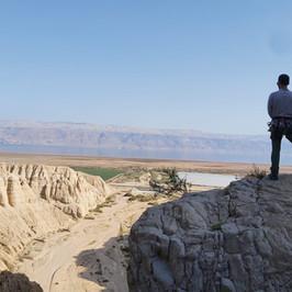 סנפלינג בנחל קומראן