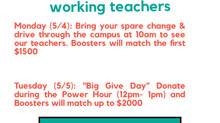 Celebrate Teacher Appreciation Week