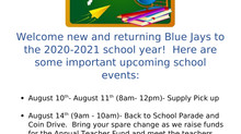Join us for these Back to School events