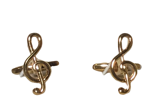 CL MUSICAL NOTE/GOLD