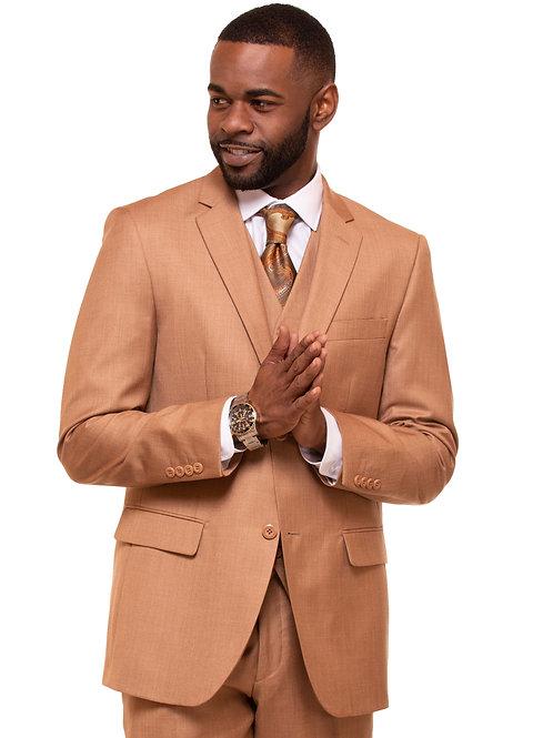 Latte 3 Piece Suit