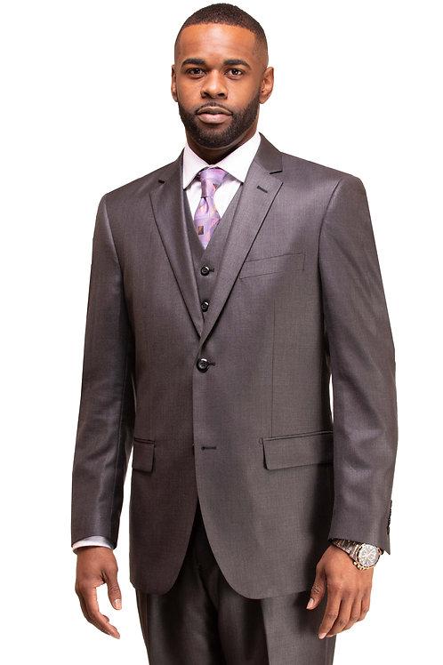 M3090 Charcoal 3 Piece Suit
