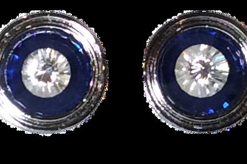 CL2001 Blue/Silver