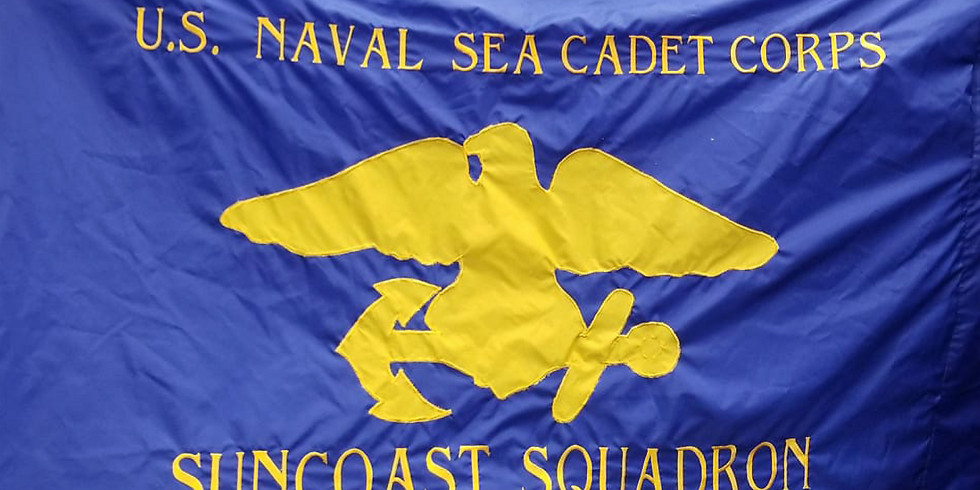 Joint Drill Overnight Weekend with SunCoast Squadron