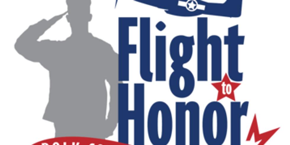 Flight to Honor Orientation