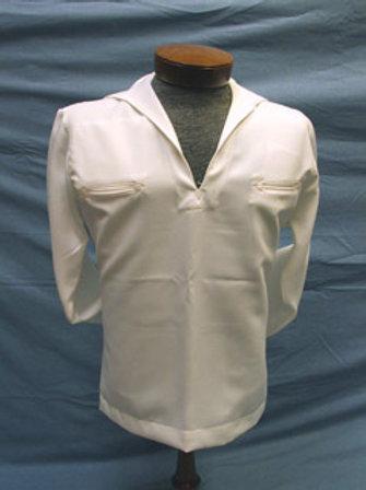 Dress White Jumper