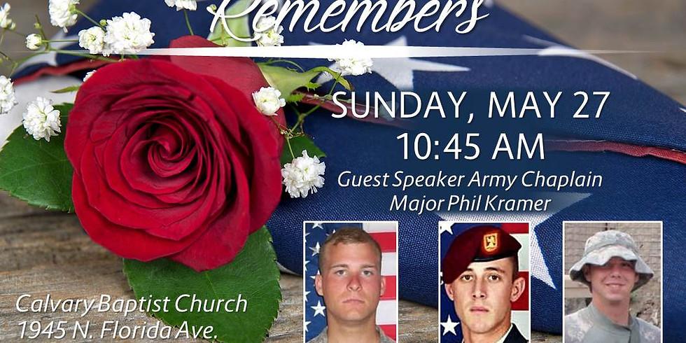 America Remembers Calvary Baptist Church (1)