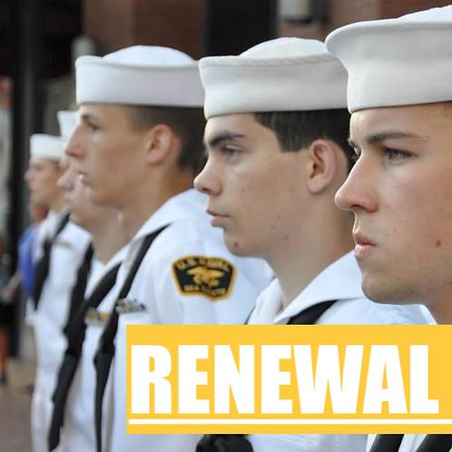 Current Cadet Renewal Fee