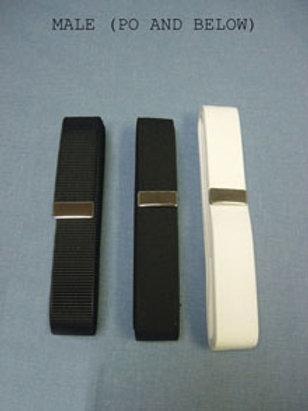 Silver Tip Belt