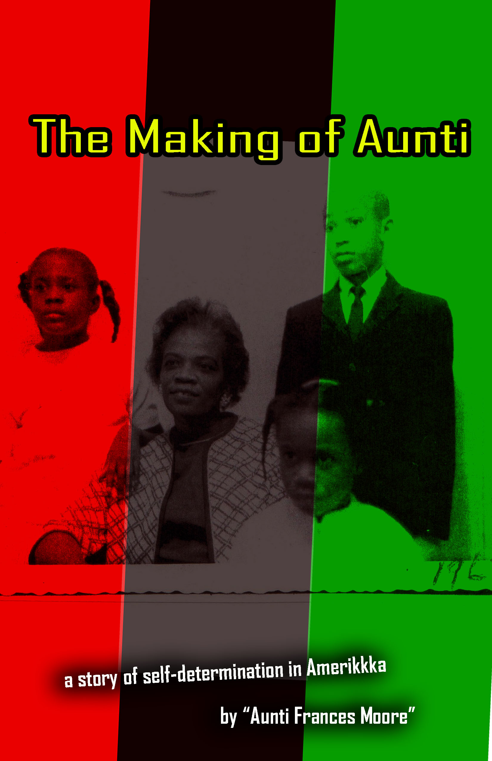 The Making of Aunti cover