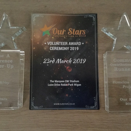 Our Stars Awards Evening