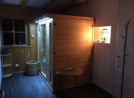 Sauna Domaine du Bugnon