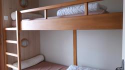 Cottage 1 - lits superposés