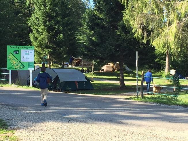Camping du Bugnon Jura
