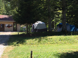 Sanitaires - Camping du Bugnon