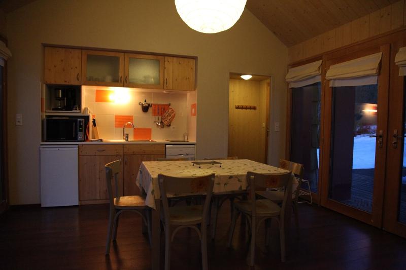 Pièce de vie cottage 3