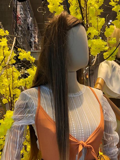 Cenário + Hairstyle