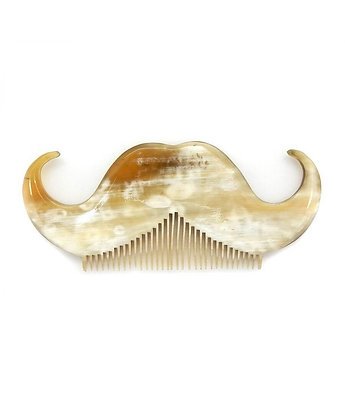 Peigne moustache Crocs