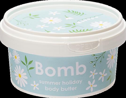 BEURRE DE CORPS SUMMER HOLIDAY BOMB COSMETICS