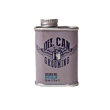 Huile Pour Barbe Blue Collar - OIL CAN GROOMING