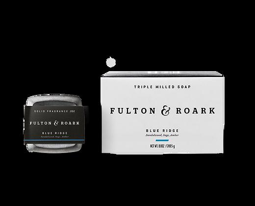 Coffret Parfum Solide Blue Ridge Fulton & Roark
