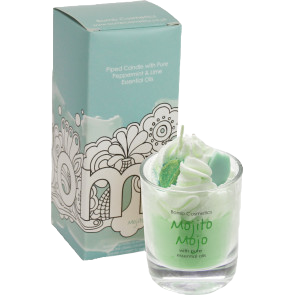 "Bougie ""Crème Fouettée""  Mojito Mojo"