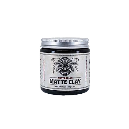 Cire Cheveux Australian Matte Clay - The Bearded Chap