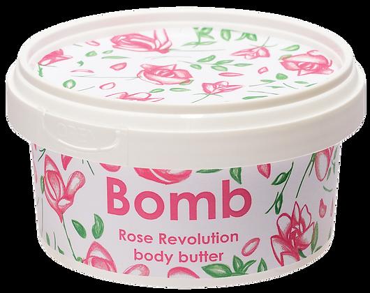 BEURRE DE CORPS ROSE REVOLUTION BOMB COSMETICS