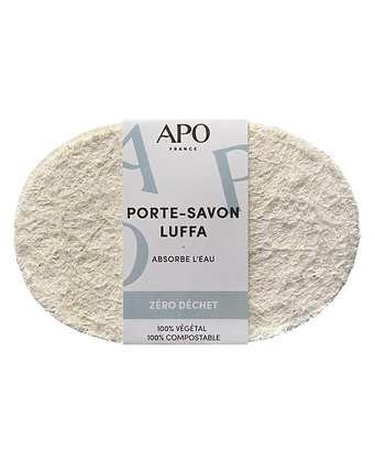 PORTE-SAVON EN LUFFA - APO FRANCE