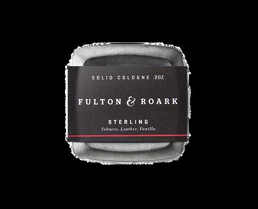 Parfum Solide Sterling Fulton & Roark