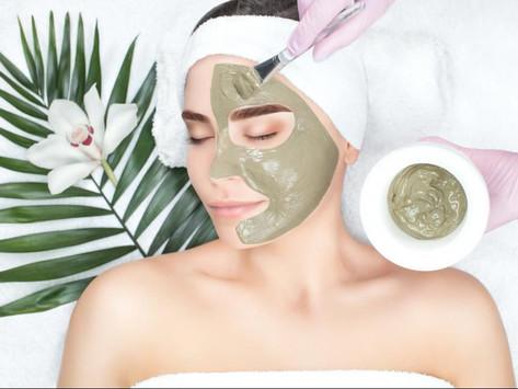Les argiles & masques visage