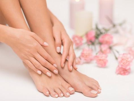 Comment prendre soin de nos pieds !