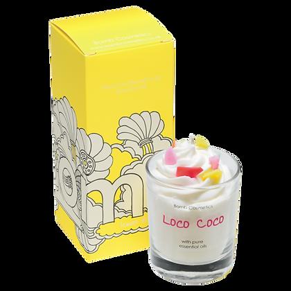 """Bougie """"Crème Fouettée"""" Loco Coco"""