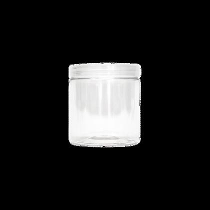 Pot 300ml Avec Couvercle Plastique