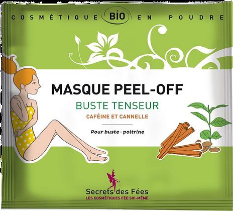 MASQUE PEEL-OFF BUSTE & POITRINE TENSEUR BIO - SECRETS DES FÉES