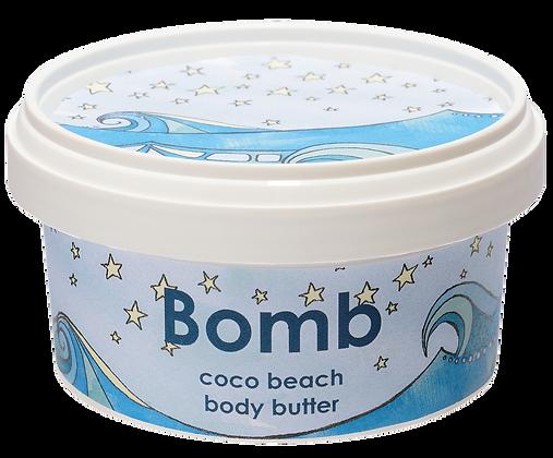 BEURRE DE CORPS COCO BEACH BOMB COSMETICS