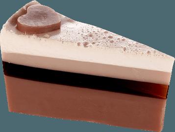 SAVON CAKE PARADIS DU CHOCOLAT