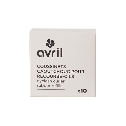 COUSSINETS CAOUTCHOUC POUR RECOURBE-CILS X10