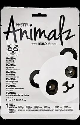 MASQUE APAISANT EN TISSU - PRETTY ANIMALZ - PANDA