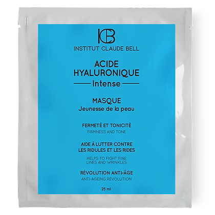 MASQUE ACIDE HYALURONIQUE INTENSE - INSTITUT CLAUDE BELL