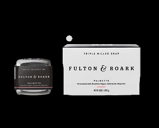 Coffret Parfum Solide Palmetto Fulton & Roark