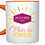 Thumbnail: TASSE ESTIVALE ORANGE AGRUMES COLLECTOR BELLE & BEAU SHOP