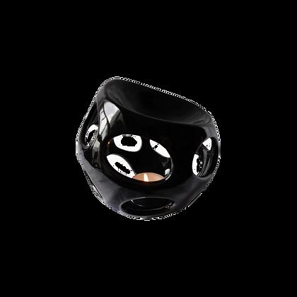 Brûle Parfum Noir Rond