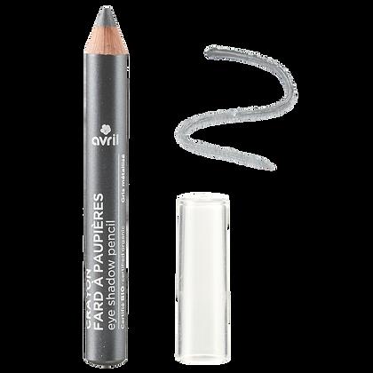 Crayon fard à paupières Gris métallisé