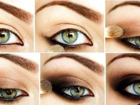 Smoky eyes de soirée pour yeux marron et bruns (Partie 3/3)