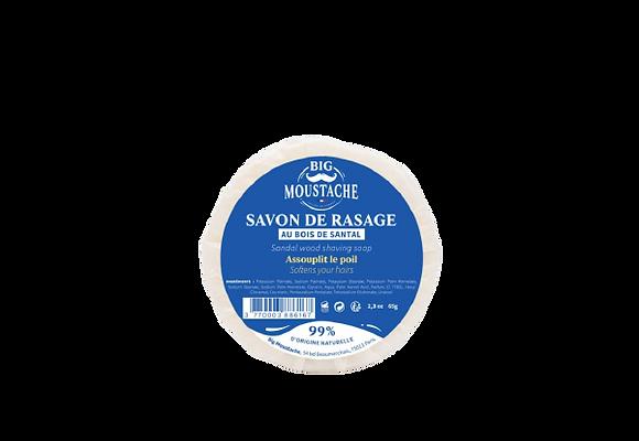 SAVON DE RASAGE - BIG MOUSTACHE