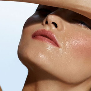 Réguler la transpiration du visage